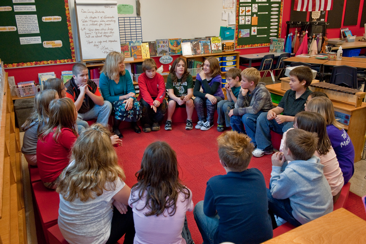 Easy Ways To Vary Morning Meeting Greetings Responsive Classroom