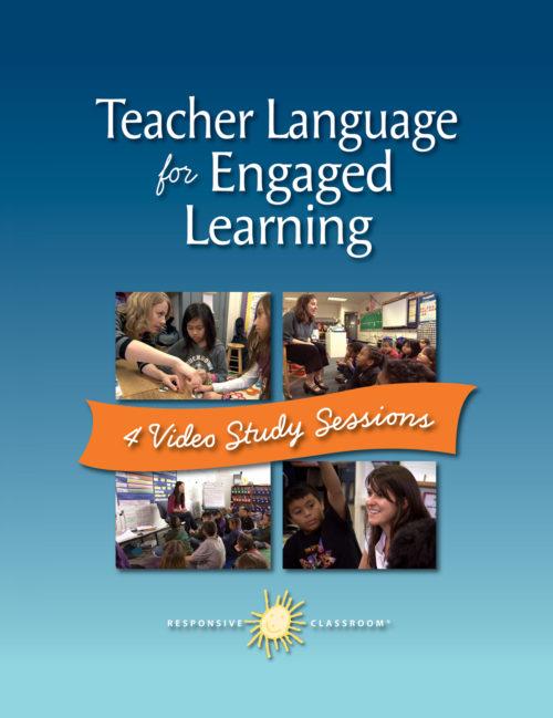 Teacher Language for Engaged Learning Kit