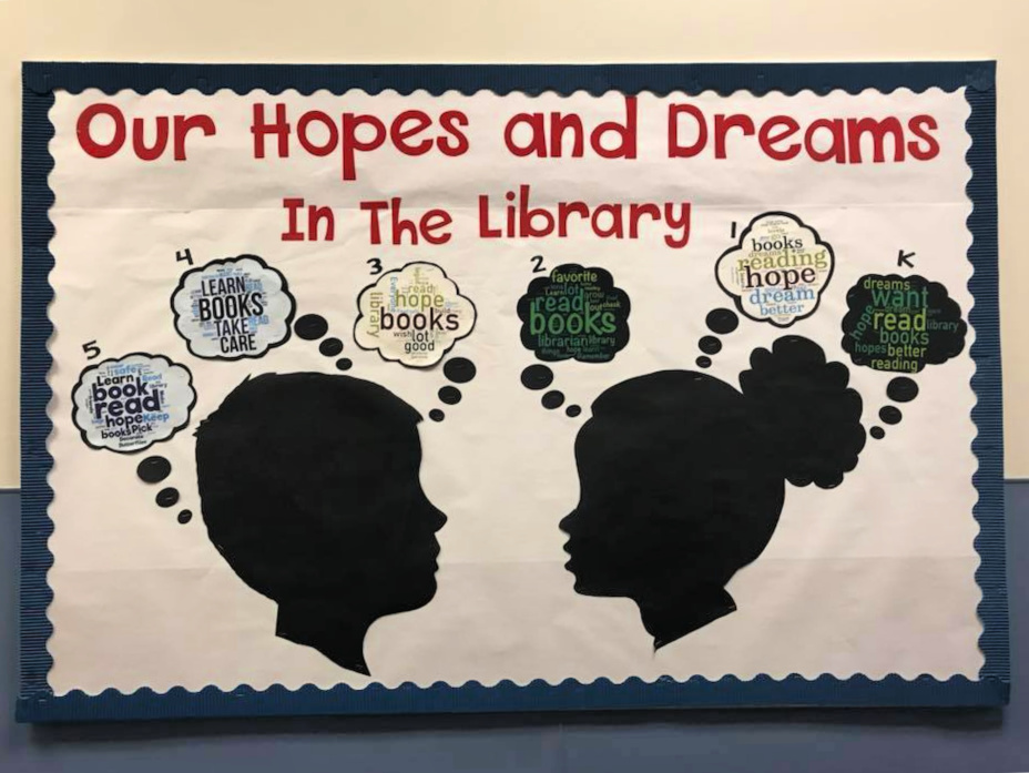 Setting Goals, Hopes, and Dreams: Connecting Students to the Community