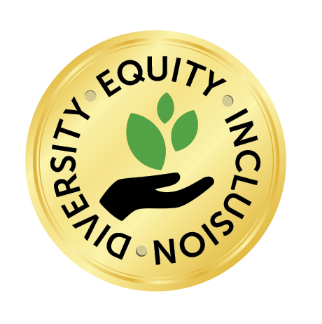 Diversity, Equity and Inclusion Seal