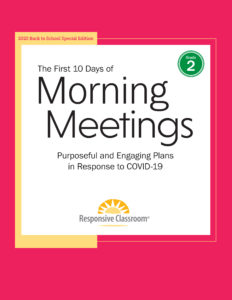First 10 Days of Morning Meetings Grade 2