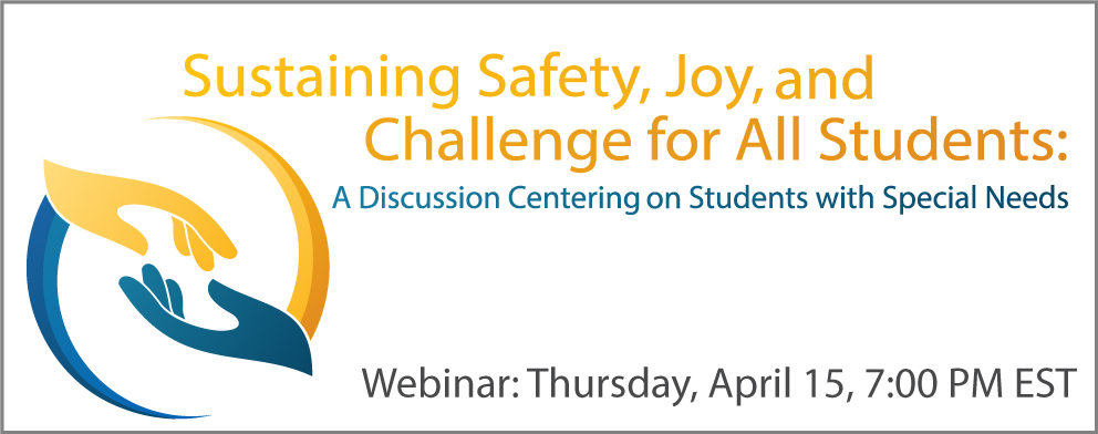 Sustaining Safety, Joy, and Challenge for all students